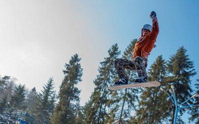 Bieszczadzkie sporty zimowe