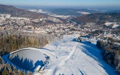 Zimowy wypoczynek bez nart, czyli co innego można robić w Bieszczadach.